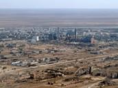 Město Bajkonur dnes