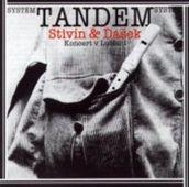 System Tandem Stiv�n & Da�ek: Koncert v Lublani (obal alba)