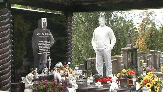 socha Václava Kočky mladšího