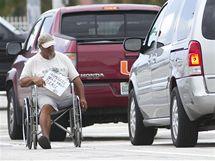 Spojené státy čelí největšímu počtu chudých lidí za posledních 51 let.