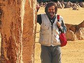 Z cesty Leoše Šimánka s rodinou po Austrálii