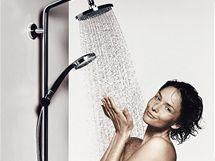 Do sprchy patří termostatická baterie