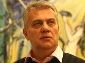 Lídr kandidátky ODS Dalibor Madej netajil po vyhlášení výsledků voleb zklamání.