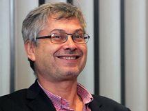 Primátor Ostravy Petr Kajnar se raduje z volebního výsledku. Nejspíše bude