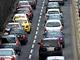 Kolaps pra�sk� dopravy na ho�ej��m n�b�e��
