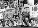 Špinavá válka v Argentině (1976 - 1983)