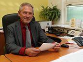 Ředitel Krajské nemocnice Tomáše Bati ve Zlíně Bohuslav Škubal