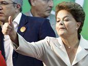 První brazilská prezidentka Dilma Rousseffová