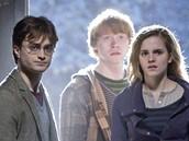 Z filmu Harry Potter a Relikvie smrti - část 1