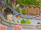 Karlovy Vary v Království železnic