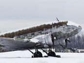 Sovětský Lisunov Li-2 patří k nejvzácnějším exponátům