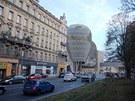 Pohled z ulice Koliště.