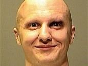 Jared Lee Loughner na fotografii těsně po sobotním zatčení