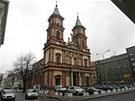 Katedrála Božského Spasitele v Ostravě je v žalostném stavu.