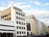 Budova ministerstva vnitra v Praze na Letné