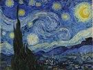 Hvězdná noc (1889)
