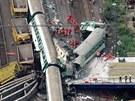 Tragická železniční nehoda ve Studénce na Novojičínsku. (8. srpna 2008)