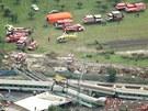Tragická železniční nehoda ve Studénce na Novojičínsku (8. srpna 2008)