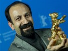 Berlinale 2011 -  Asghar Farhadi s cenou za film Rozchod Nadera a Simin