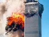 Útok na newyorská dvoj�ata WTC. (11. zá�í 2001)