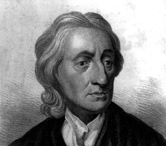 John Locke (29. srpen 1632 Wrington, Somerset – 28. říjen 1704 Essex) byl anglický filosof. Proslul zejména svou empiristickou teorií poznání a svou politickou filosofií, v níž hájil přirozenou svobodu a rovnost lidí.