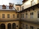 Budoucí Knihovna Václava Havla na Loretánském náměstí