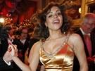 Ruby Rubacuoriová tančí na plese ve vídeňské opeře