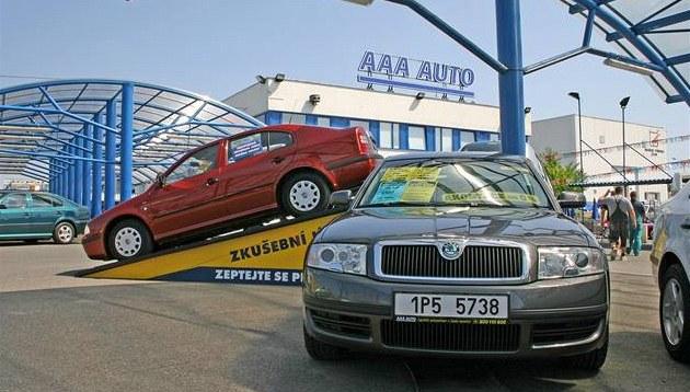 Autobazar AAA Auto