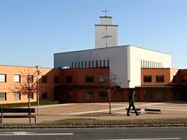 Zlínský kostel na Jižních Svazích.