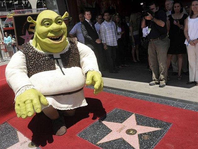 Shrek ďalej najúspešnejší, porazil Sex v meste i Princa z Perzie.