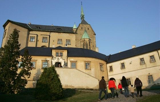 Státní hrad Šternberk.