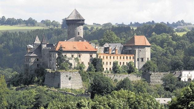 idnes.cz - hrad sovinec