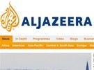 Internetové stránky televize al-Džazíra v pátek 25. března 2011 dopoledne