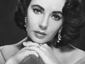 2. Elizabeth Tylorov� (* 27. �nora 1932 - � 23. b�ezna 2011) - Here�ka se
