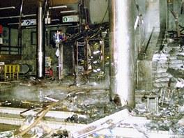 Při ničivém požáru kasina v budově naproti hlavnímu nádraží v Brně zemřeli 8....