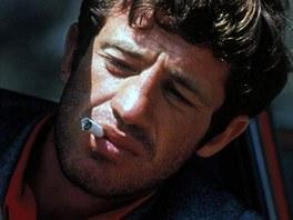 Jean-Paul Belmondo ve filmu Bláznivý Petříček
