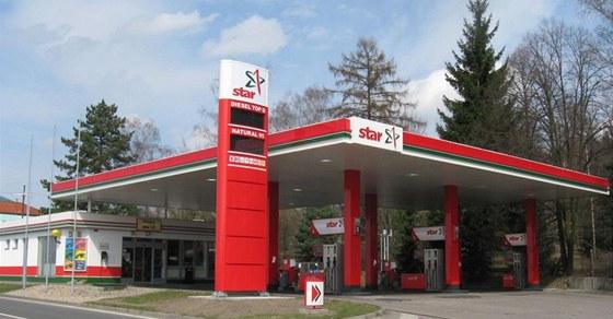 Benzina zkou�� zav�st do �eska novou zna�ku Star. Pokud se ujme, mohla by nahradit sou�asn� Benziny.