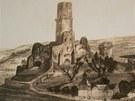�trambersk� tr�ba v prvn� polovin� 19. stolet�.