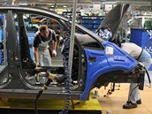Kia Venga odstartovala sériovou výrobu v automobilce Hyundai v Nošovicích na