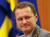 Primátor Zlína Miroslav Adámek.