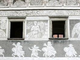 Zámek v Červené Řečici, který dvacet let od revoluce chátral, zachrání dotace z ministerstva.