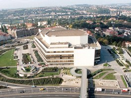 Kongresov� centrum na pra�sk�m Vy�ehrad�