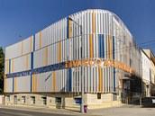 Rekonstrukce - plze�ské divadlo Alfa