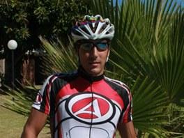 Triatlonista Tom� Svoboda