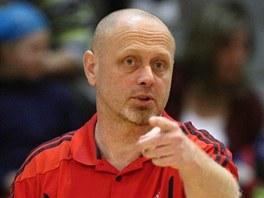 Zdeněk Šmejkal, trenér Ostravy.
