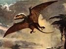 Zdeněk Burian: Dimorphodon