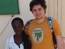 Tomáš Řehořek v Senegalu