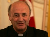 Arcibiskup Jan Graubner.