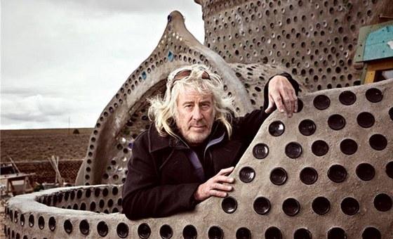 """Odpadov� architekt"" Michael Reynolds"