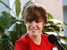 Zpěvák Justin Bieber